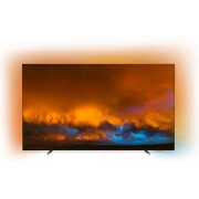 "Philips 55"" 55OLED804/12 OLED, 4K UHD Android TV 3-sided Ambilight, Индекс на качеството на образа 5000, HDR 10+/WCG 99%, Видео процесор P5 Perfect Picture, DVB-T/T2/T2-HD/C/S/S2"