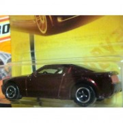 Matchbox Ford Mustang GT Concept Highly Detailed Issue Deep Brown 3 Lug #21 Scale 1/64 Collector