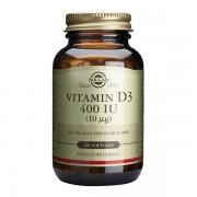 Vitamina D3 400iu 100cps Moi SOLGAR