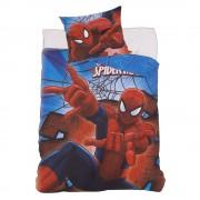 Спално бельо и калъфка Spiderman 140x200