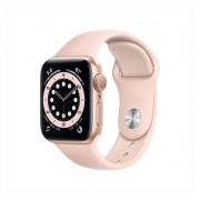 Apple Watch Watch Series 6 GPS 40mm Gold Aluminum Case with Sport Band Pink Sand Europa