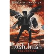 Crescendo, Silence and Hush, Hush 3 Books Box Set