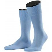 Falke Sokken No. 9 Socks Egyptian Karnak Cotton Blauw / male