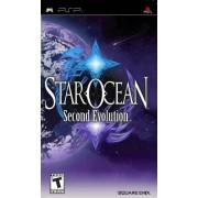 Square Enix Star Ocean: Second Evolution Sony PSP