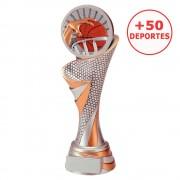 Trofeo Resina Disco Alto Relieve 6231