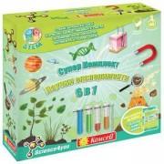 Детска образователна игра - Супер комплект, научни експерименти 6 в 1, 183008