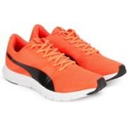 Puma PUMA Flexracer DP Running Shoes For Women(Orange)