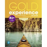 Gold Experience 2nd Edition B1 Students Book par Warwick & LindsayBoyd & ElaineWalsh & Clare