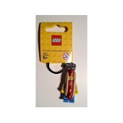 Lego City: Hot Dog Guy Porte-Clés