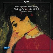 Unknown Mea Weinberg - Complete String Quartets Vol1 (CD)