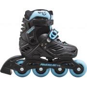Powerslide One Khaan Jr. LTD Inline skates (Zwart)