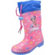 Cizme din cauciuc pentru fete Setino Minnie Mouse CCFS-02 Roz 33/34
