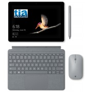 Microsoft Surface Go 64 GB incl. Surface Signature Type Cover Platinum Gray - isporuka 7-12 radnih dana