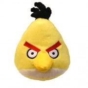Angry Birds Plush 12-Inch Yellow Bird with Sound