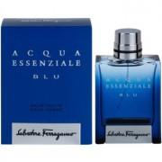 Salvatore Ferragamo Acqua Essenziale Blu Eau de Toilette para homens 50 ml