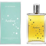 Reminiscence ambre eau de toilette 100ml spray