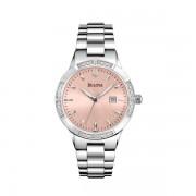 Ceas dama Bulova 96R175 Diamonds Collection