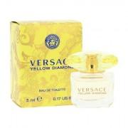 Versace Yellow Diamond Eau de Toilette 5 ml für Frauen