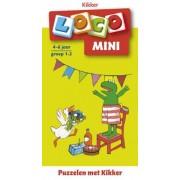 Loco Mini Loco - Puzzelen met Kikker (4-6 jaar)