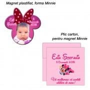 Magnet Plastifiat Forma Minnie
