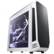 Carcasa BitFenix Aegis Core, MiniTower (Negru/Alb)