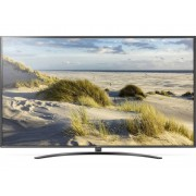 LG Electronics 86UM7600 LED-TV 217 cm 86 inch Energielabel: A (A++ - E) DVB-T2, DVB-C, DVB-S, UHD, Smart TV, WiFi, PVR ready Zilver