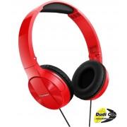 Pioneer crvene slušalice SE-MJ503-R