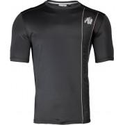 Gorilla Wear Branson T-Shirt - Zwart/Grijs - S
