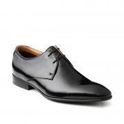 Croft Gale Shine Shoes Black FLP695