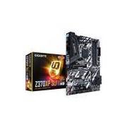 Placa Mãe Gigabyte Ga-Z370xp Sli, Intel Lga 1151 Atx, Ddr4, Hdmi, USB 3.1 Tipo C, Sata Express, M.2