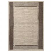 Tapijt Kerala retro - bruin - 120x170 cm - Leen Bakker