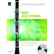 Universal Edition Easy Jazz Studies Clarinet