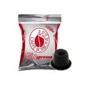 Borbone 50 Caffè Borbone Respresso Red-Rossa Capsule Compatibili Nespresso