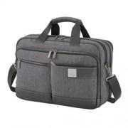 Titan Power Pack Laptop Bag S Mixed Grey