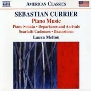 S. Currier - Piano Sonata/ Departures & (0636943963821) (1 CD)