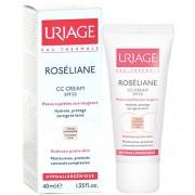 Uriage TCS Roseliane CC crema spf30 40ml