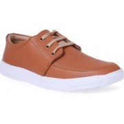 Shoe Fellow shoe fellow brown casual shoes Casuals For Men(Brown)