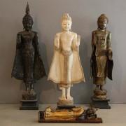 Buddha Lying Thailand