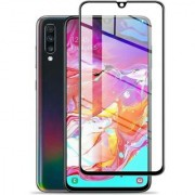 Samsung Galaxy A70 Edge To Edge 6D Tempered Glass