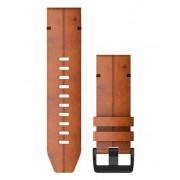 Garmin Quickfit 26 Leather - Klockarmband - Brun