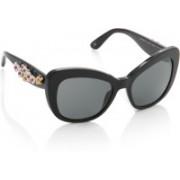 Dolce & Gabanna Cat-eye Sunglasses(Grey)