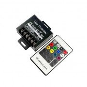 VTAC V-TAC VT-2421 Controller dimmer per strip LED RGB con telecomando - SKU 3340