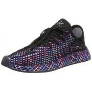 Adidas Deerupt Runner Zapatillas para Hombre, Color Core Black/Core Black/Footwear White, 9.5