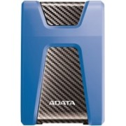 ADATA AHD650 1 TB External Hard Disk Drive(Blue, Black)