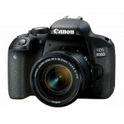 Canon EOS 800D 18-55 IS STM DSLR Camera with lens Digitalni fotoaparat i objektiv EF-S 18-55mm f/4-5.6 1895C002AA - CASH BACK promocija povrat novca u iznosu 520 kn 1895C002AA
