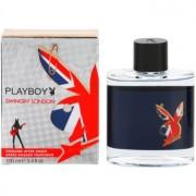 Playboy London loción after shave para hombre 100 ml