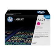 HP 642A Toner Cartridge - Magenta