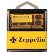 Memorie laptop Zeppelin 4GB DDR3 1600MHz CL9