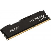 Memorija Kingston 8 GB DDR4 2400 MHz HyperX Fury Black, HX424C15FB2/8