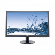 AOC LED monitor Value E2460SD2 24\ LED TN FHD, 1ms, DVI, VGA, 250cdm2